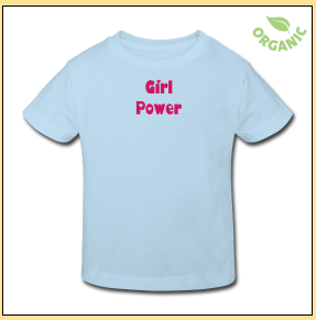 T Shirt feministe_Girl Power